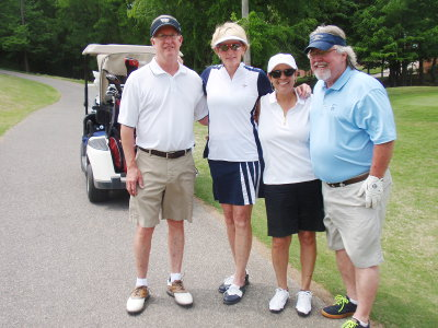 2014 Clemmons Rotary Golf Tournament